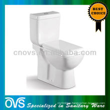 foshan sanitary ware 2 piece toilets bowl from china manufacture