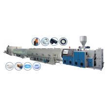 Máquina de tubería de agua fría / caliente PPR