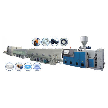 PPR cold/hot water pipe machine