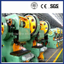 Mechanical Power Press, C-Frame Punch Press, Mechanical Punching Machine, Eccentric Punching Press (J23 Series)
