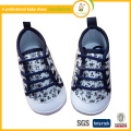 multifunctional packaging wholesale soft sole floral baby leather shoes with CE certificate