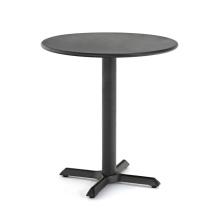 DECOR hot selling steel frame outdoor garden furniture bistro table