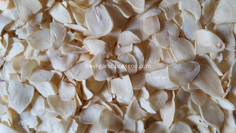 Dehydrate Garlic Flakes