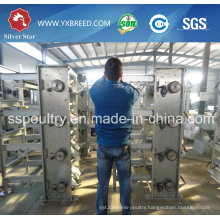 Battery Layer Cage for 120 Days
