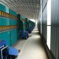 Waste Wood Fired Air Heater Veneer Jet Dryer