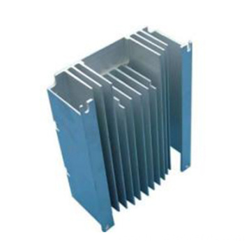Aluminum Casting Radiator Auto heatsinks machinery