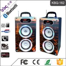 BBQ KBQ-162 20W 2000mAh New Products China LED Light Cheap Portable Bluetooth Speakers