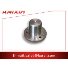 Mecanizado del CNC de las piezas del acero inoxidable, reborde trabajado a máquina CNC