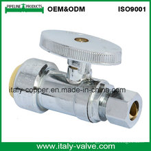 "Customized Quality 1/4""Turn Push Connect Straight Ball Valve (IC-1012)"