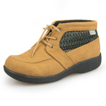 Japanese Style Women Winter Ankle Boots