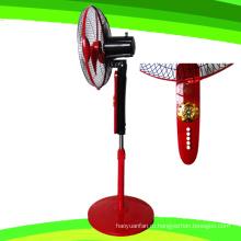 16 дюймов 12V DC стенд вентилятор вентилятор DC Солнечный вентилятор (ШБ-с-DC16p) 1