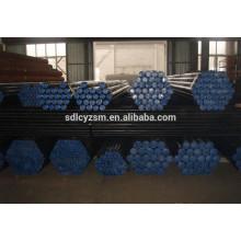 Tuyaux soudés de tube / erw de l'acier au carbone doux d'ASTM A500 q235steel / spécification de tuyau de gi