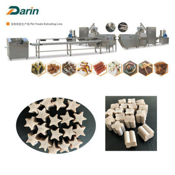 Stainless Steel Material Dog Chews Production Line