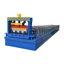 Galvanized Sheet Floor Decking Roll Forming Machine