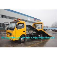 2015 EuroIII oder EuroIV Fabrik Preis Dongfeng DLK 4 Tonnen LKW, 4x2 Abschleppwagen
