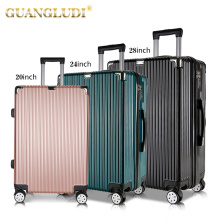 210D polyester trolley bag set luggage