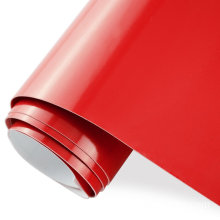 Factory making for Polymeric Vinyl Film Matte And Glossy Surface Color Cutting Vinyl export to United States Suppliers
