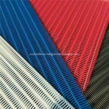 Red de tela de fabricación de papel de poliéster