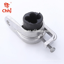 JGG ABC Aluminum alloy hang clamp wire suspension clamp