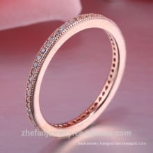 2018 most popular simple gold ring designs for wholesale