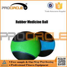 Esfera do exercício (vários tamanhos) para a bola de medicina da aptidão
