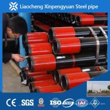 Tuyau de tuyau de conduite api 5l grade x53 16inch sch40 tube en acier au carbone