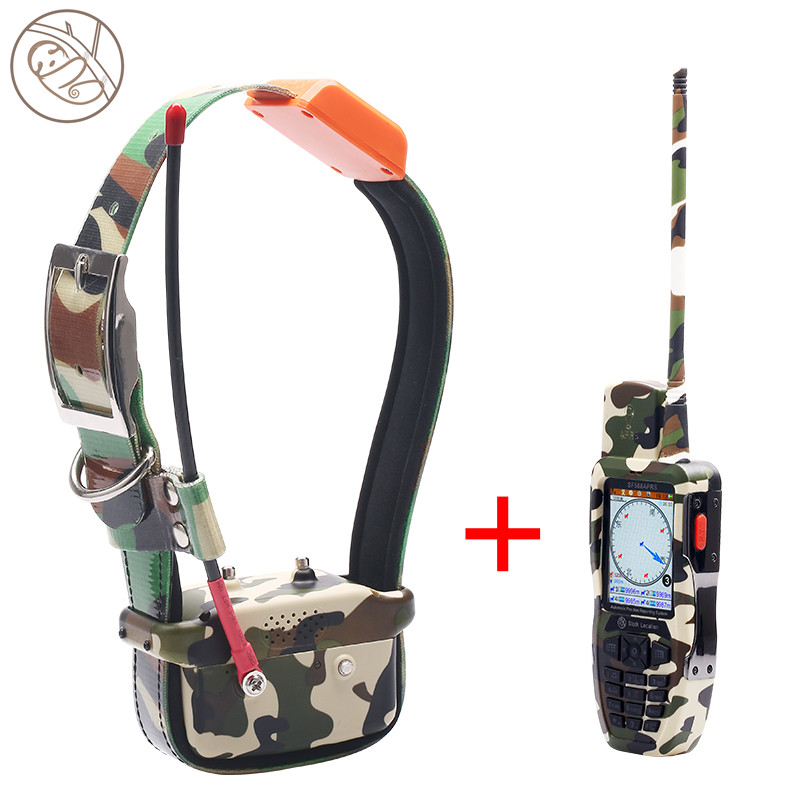 Electrical Shock Dog GPS Tracker Waterproof