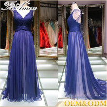 2017 elegant dark purple beaded women's ladies sweetheart evening dress