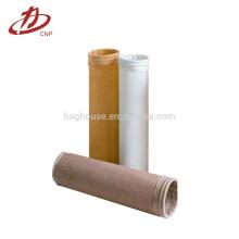 Cimenterie utilisé sacs de filtre à poussière de tissu