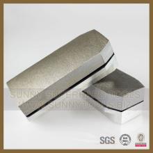 L140mm Diamond Abrasive Block Grante