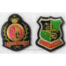 Emblema personalizado do exército de Malaysia do bord