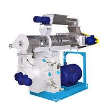 Custom Szlhm Series Biomass Pellet Mill Machine, Biomass Pellet Plant / Production