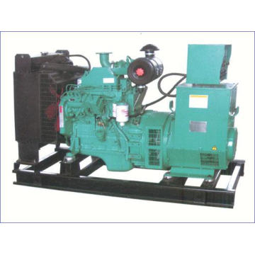 Europe style for Cummins Power Generators 30Kva Cummins Diesel Generator Set For Sale supply to New Caledonia Factory