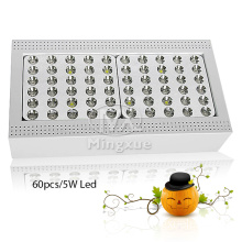 Niski głośny wentylator 300w LED Grow Light