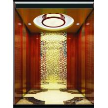 Ascensor de pasajeros estilo clásico para hotel de lujo