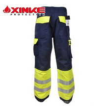 Xinke EN11611 ignifuge en gros sécurité utilisé travail cargo 6 six pantalons de poche
