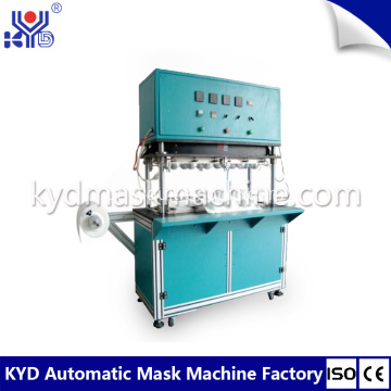 N95 Cup Mask Forming Machine Equipamento