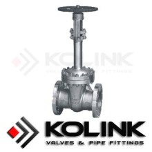 Cast Steel Cryogenic Gate Valve