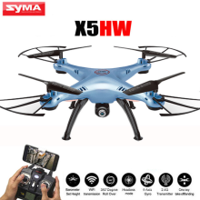 High Hold Mode SYMA X5HW 2.0MP WiFi FPV Camera Drone Headless Real Time Transmission RC Quadcopter