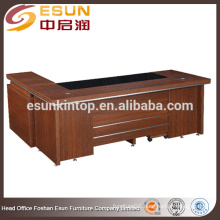 2015 Modern office furniture melamine executive desk office table design