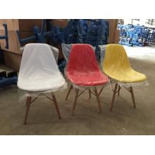 La mejor venta sillas modernas del café La silla de comedor de madera del restaurante con ABS Seat