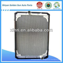 China hochwertiger LKW Aluminium Heizkörper mit konkurrenzfähigem Preis