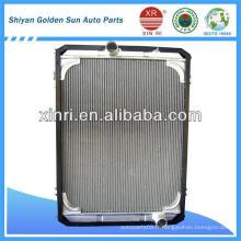 Radiateur en aluminium à camion de haute qualité en Chine à prix compétitif