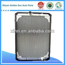 China high quality truck aluminum radiator with competitive price