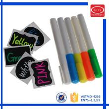 Smudge Proof Flurescent Chalkboards Windows Mirrors Plastic Liquid Chalk Marker