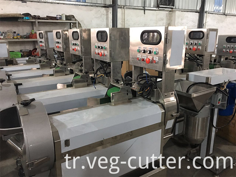 Vegetable Grater Machine