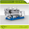 Générateur diesel de 1400KVA / 1120KW MTU avec le moteur original de l'Allemagne 12V4000G23R MTU