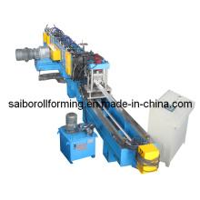 Machine de formage de rouleaux d'acier à angle rapide (4 mm)