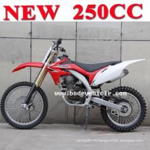 Новый 250cc мото/мопед/двигатель/стальной рамы мини крест велосипед (mc-682)