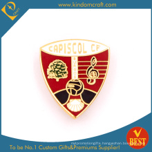 High Quality Hot Sale Imitation Enamel Color Metal Pin Badge From China